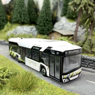 Bus Solaris Urbino 12 Electric, Sales Lentz, LUXEMBOURG - RIETZE 76808 - HO 1/87