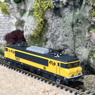 Locomotive série 1601 NS Ep IV digital son- N 1/160 - FLEISCHMANN 732170