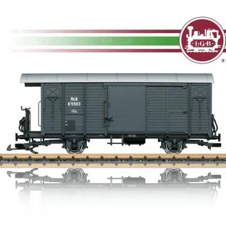 Wagon marchandises couvert RhB Ep VI - LGB 43814 - G 1/22.5