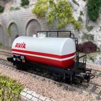 Wagon citerne AVIA, Ep VI Start Up - MARKLIN 44404 - HO 1/87