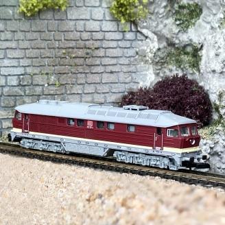 "Locomotive diesel série 232 ""Ludmilla"" DB Ep V - MARKLIN 88136 - Z 1/220"