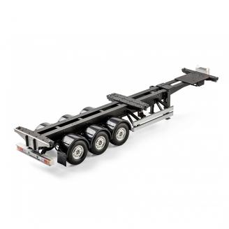 Châssis de remorque pour container 20 et 40 Pieds - CARSON 500907348 - 1/14