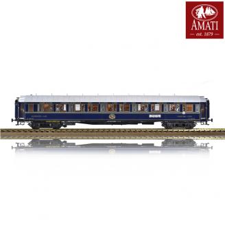 Voiture-Lits Orient Express N°3533 - AMATI B171401 - 1  1/32