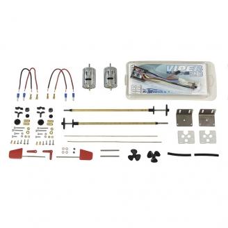Kit de motorisation RC - AMATI B160802 - 1/10