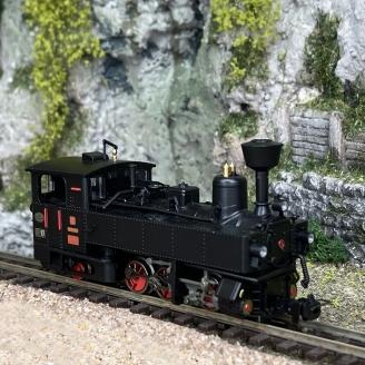 Locomotive type U N2 Zillertalbahn, Ep VI - LILIPUT L131524 - HOe 1/87