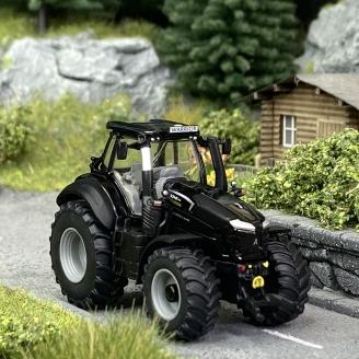 """Tracteur Deutz Fahr 9340 TTV """"Warrior"""" - SCHUCO 452662100 - HO 1/87"""