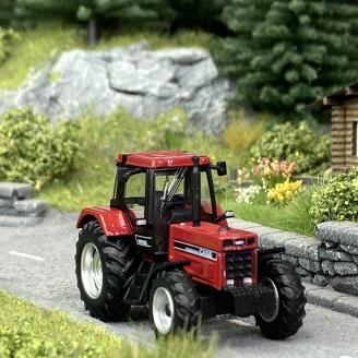 Tracteur Case 1455 XL - SCHUCO 452660800 - HO 1/87
