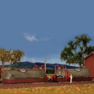 Réservoir à gazoil-N-1/160-KIBRI 37430