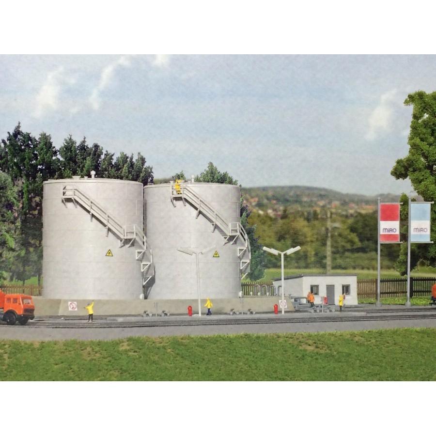 2 Réservoirs + Bureau + Station remplissage-N-1/160-KIBRI 37467