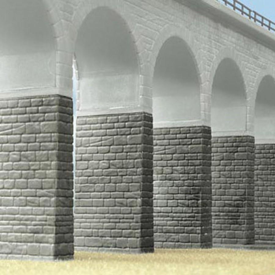 6 Piliers de Viaduc-N-1/160-KIBRI 37675