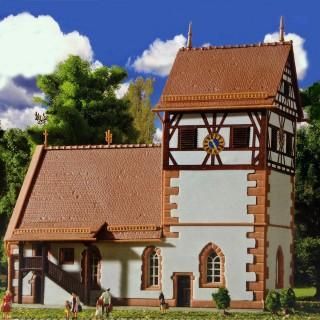 Eglise de Schanbach-N-1/160-KIBRI