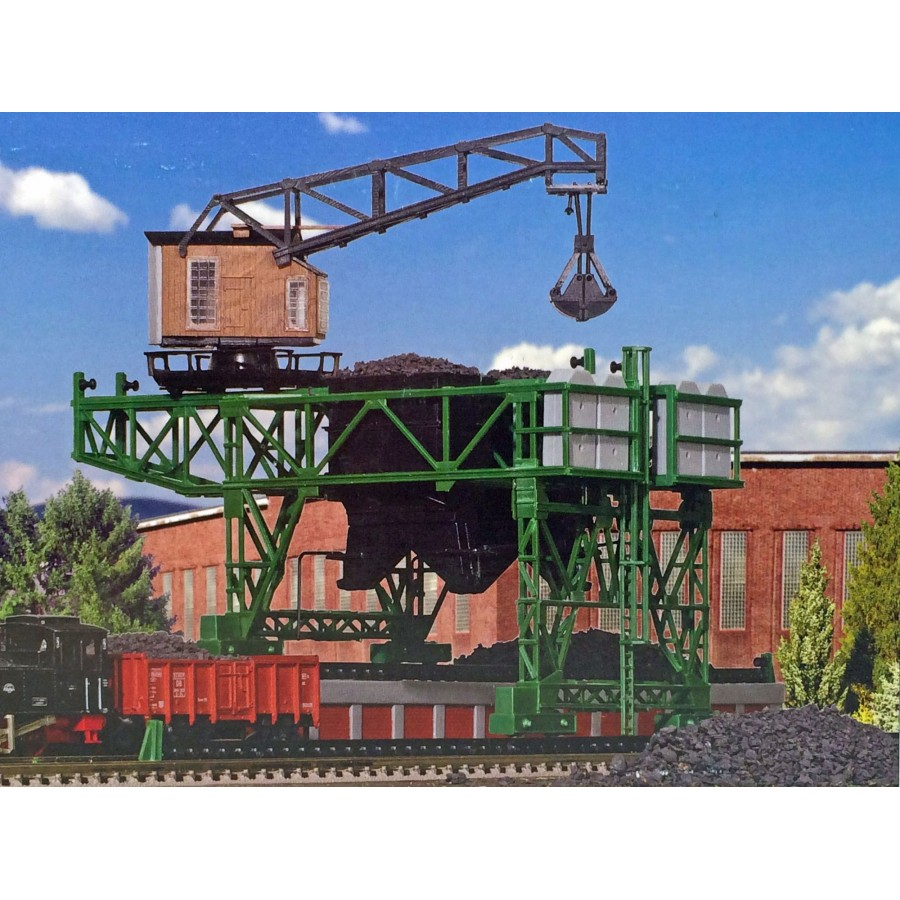 Installation de chargement charbon-N-1/160-KIBRI