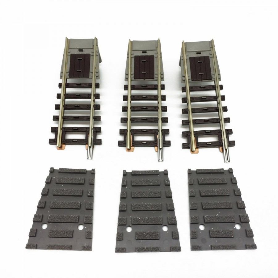 Set pour pont tournant Roco 3 rails-HO-1/87-ROCO