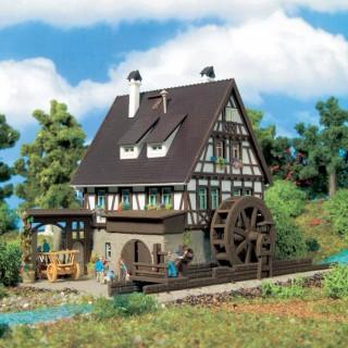 Moulin à eau avec habitation-N-1/160-VOLLMER