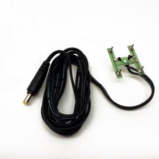 Cordon alimentation analogique geoline  61191-HO-1/87-ROCO