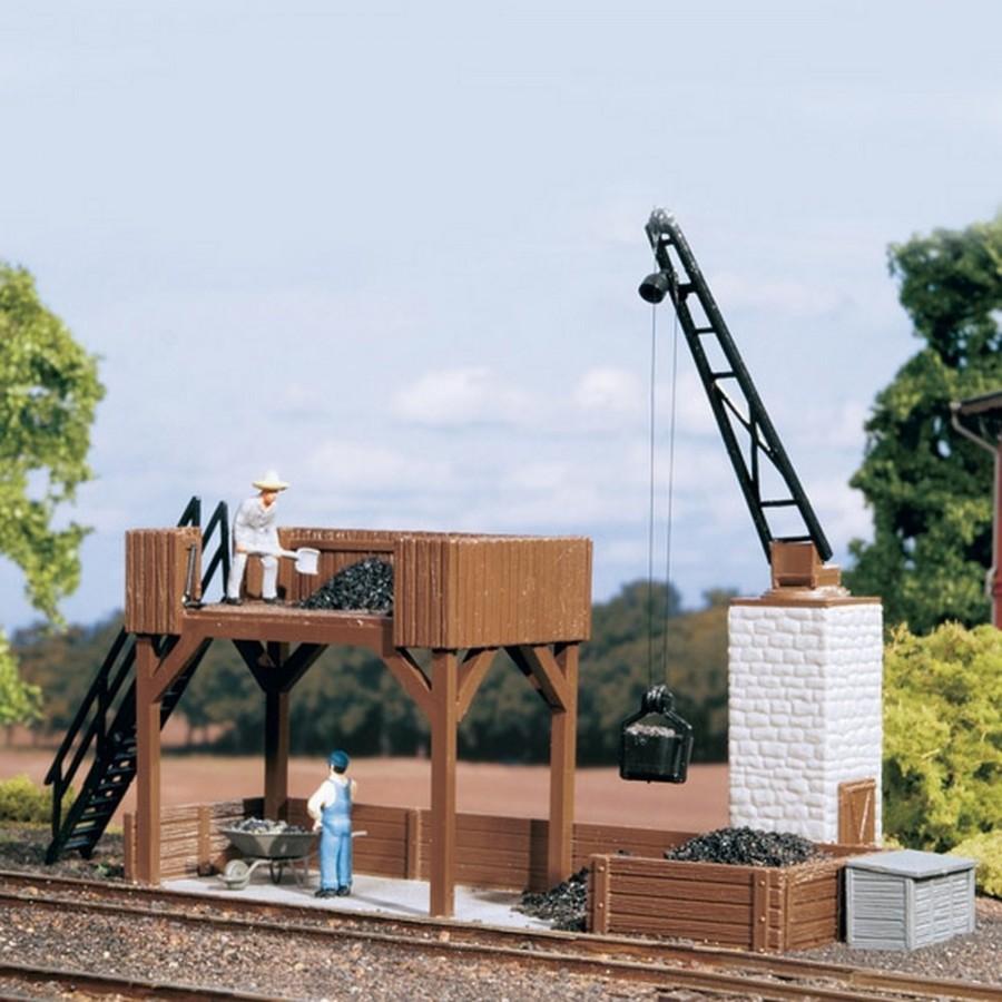 Installation alimentation charbon-HO-1/87-AUHAGEN 11356