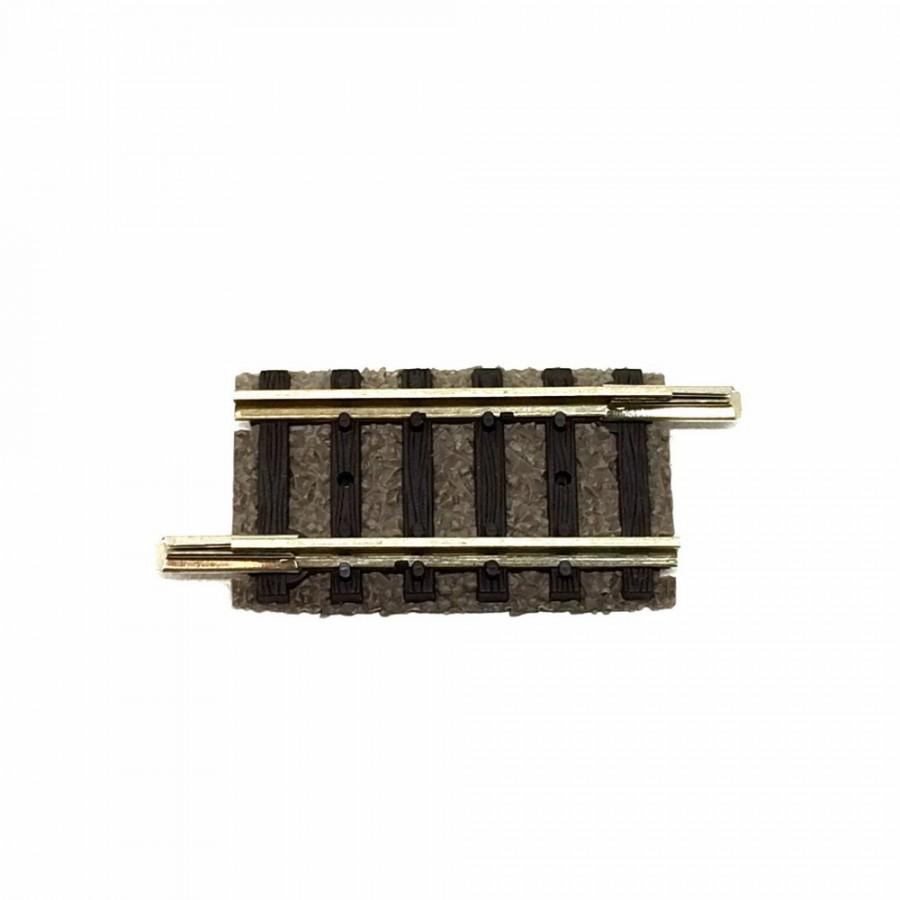 Petit rail droit-N-1/160-FLEISCHMANN 9104