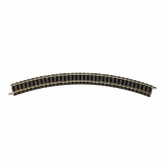 Rail courbe R2  45°-N-1/160-FLEISCHMANN 9125