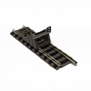 Rail droit avec heurtoir-N-1/160-FLEISCHMANN 9116