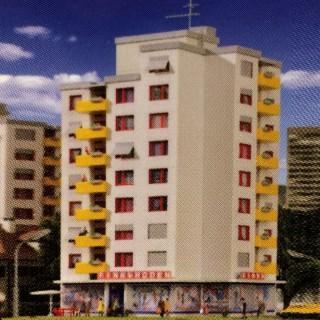 Immeuble moderne avec commerces-N-1/160 KIBRI