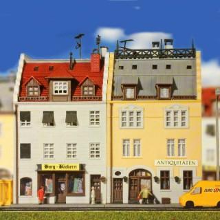 2 maisons de ville avec magasins-N-1/160-KIBRI