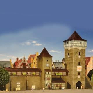 Fortification de ville avec 2 tours-N-1/160-KIBRI