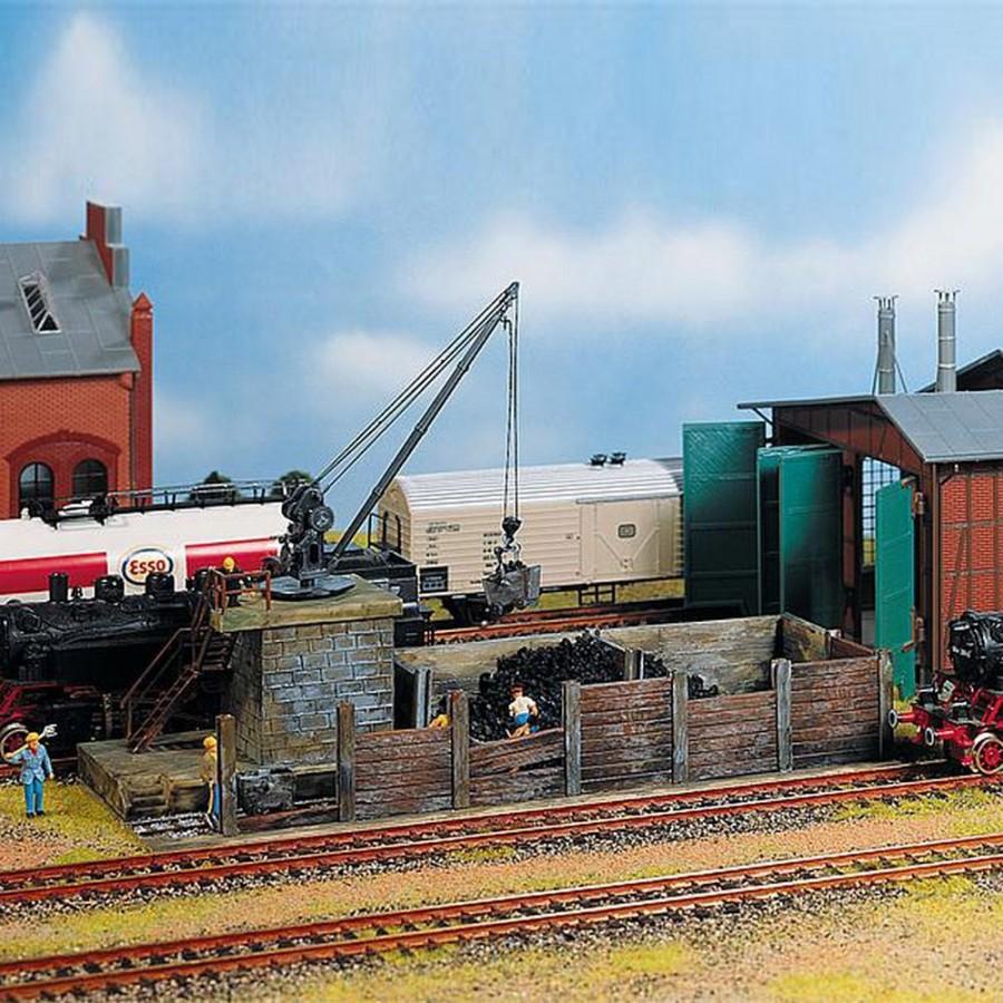 Petit chargeur de charbon-HO-1/87-FALLER