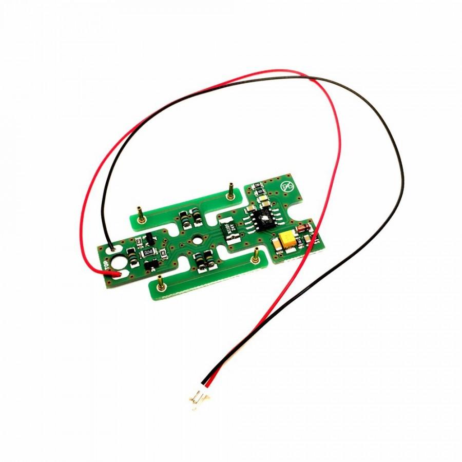 Décodeur digital pour rail de dételage geoline-HO-1/87-ROCO 61197
