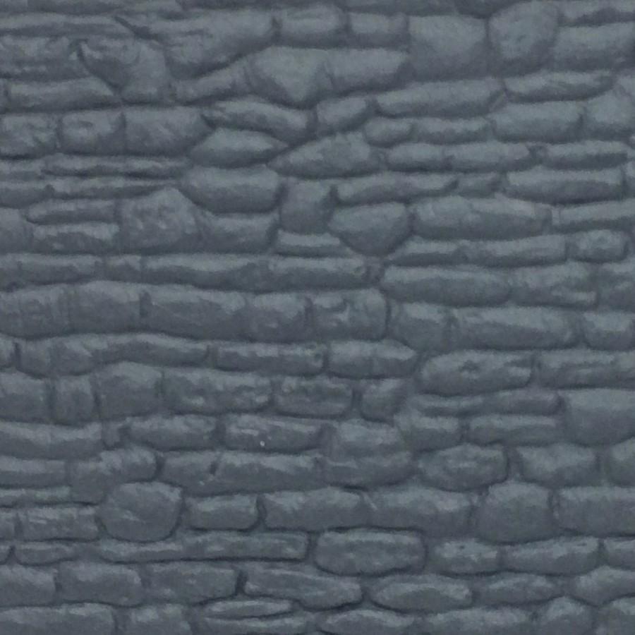 plaque mur en pierres naturelles taillées-HO-1/87-KIBRI
