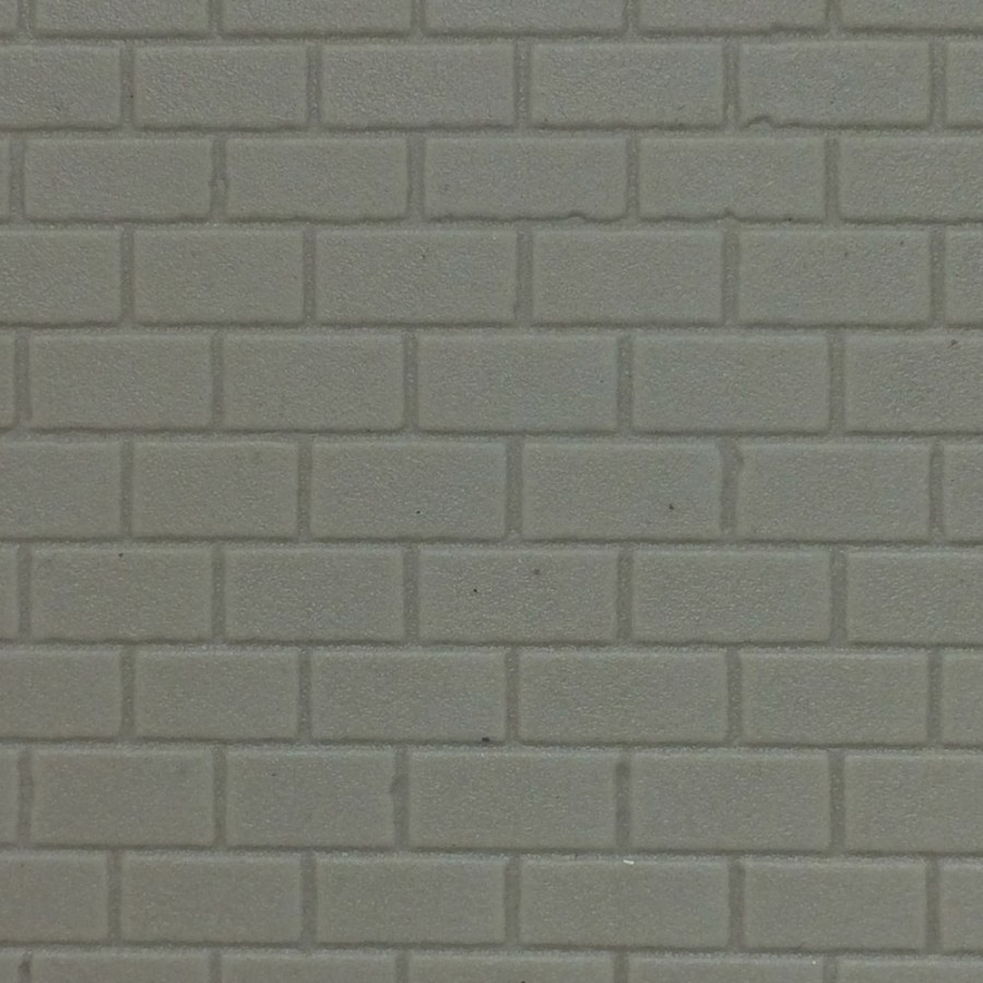 plaque mur maçonné-HO-1/87-KIBRI