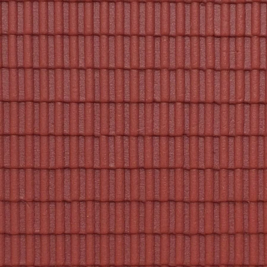 plaque toiture tuiles mécaniques-HO-1/87-KIBRI