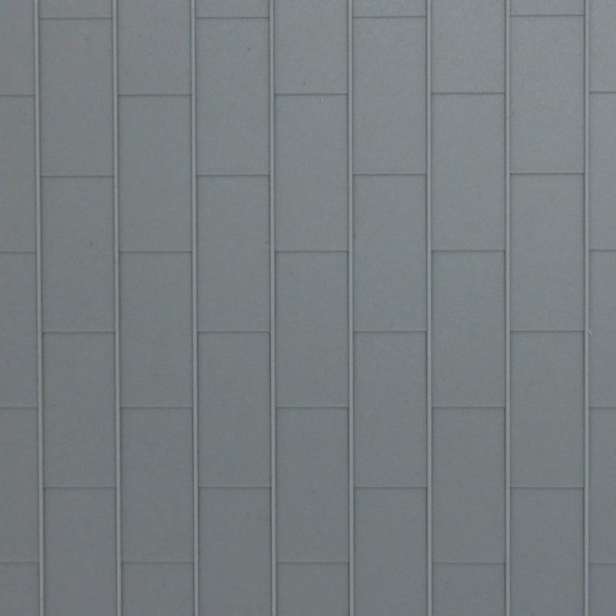 plaque toiture zinc-HO-1/87-KIBRI