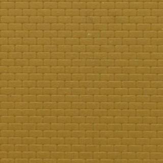 Plaque mur briques jaunes maçonnées-N-1/160-KIBRI 37962