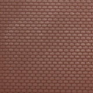 Plaque plastique ardoises et mur brique-N-1/160-KIBRI 37965