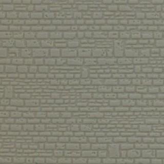 Plaque plastique mur en pierres de tailles-N-1/160-KIBRI 37969