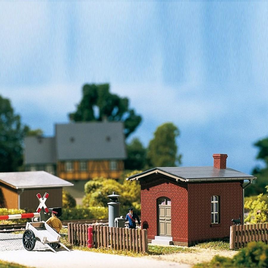 Petite maison entretien garde barrière-HO-1/87-AUHAGEN 11382