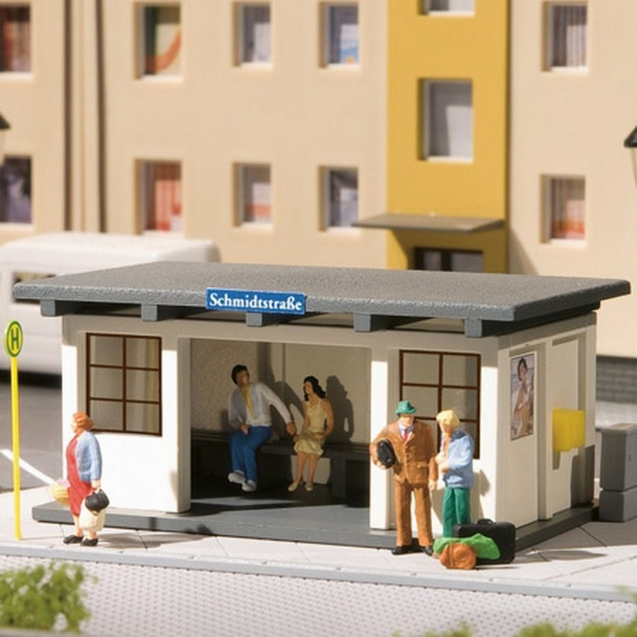 Arrêt de bus-HO-1/87-AUHAGEN 11419