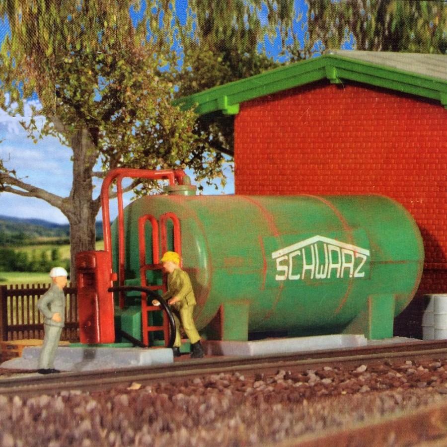 Réservoir gazoil pour loco-HO-1/87-KIBRI 39932