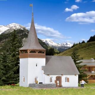 Petite chapelle de montagne-N-1/160-KIBRI 37031