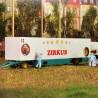 2 remorque de camion cirque-HO-1/87-KIBRI 14658
