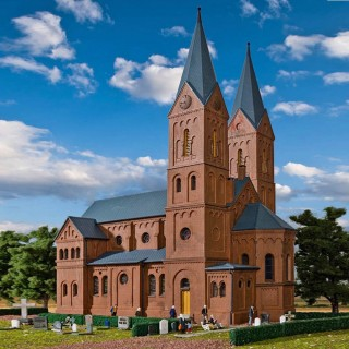 Grande église-HO-1/87-KIBRI 39760