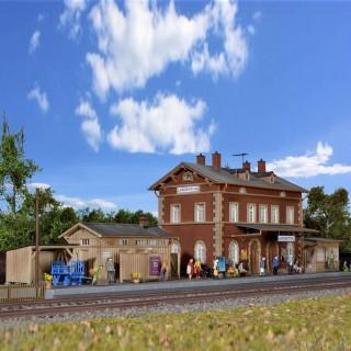 Gare de village-HO-1/87-KIBRI 39504