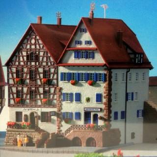 2 maisons de ville anciennes-N-1/160-KIBRI 37368