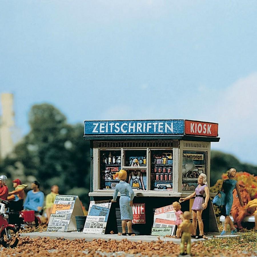 Kiosque à journaux -HO-1/87-VOLLMER