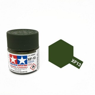 Vert aviation japonaise mat pot de 10ml-TAMIYA XF13