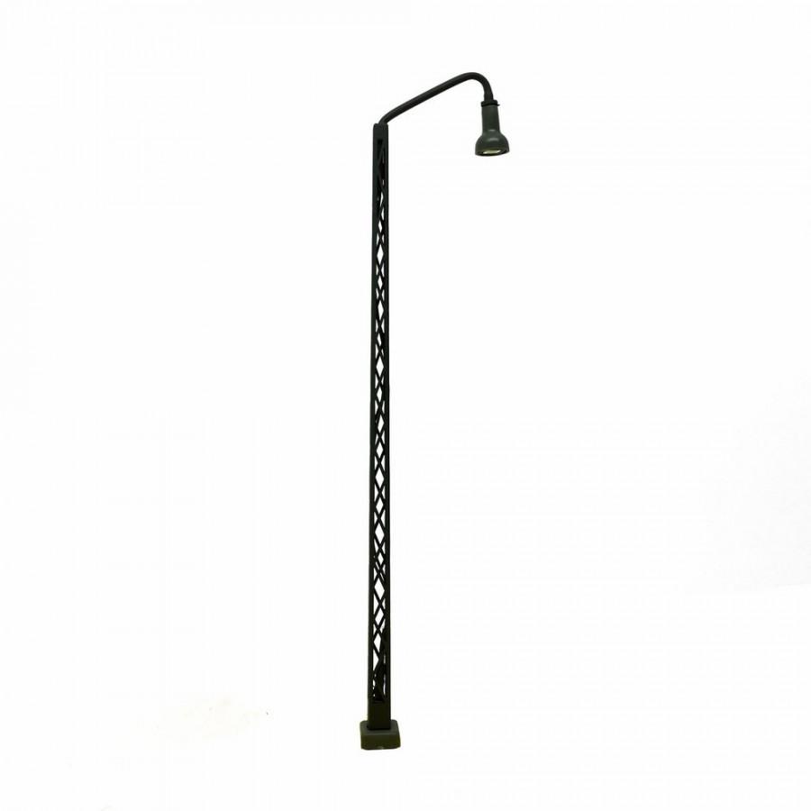 Lampadaire éclairage à led-HO-1/87-VIESSMANN 63851