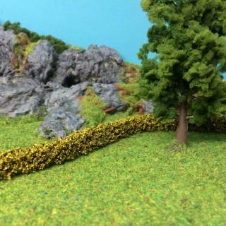 2 petites haies feuilles vertes claires -HO-1/87-NOCH 21522