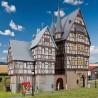 Grande maison à colombages de ville-HO-1/87-KIBRI 38901