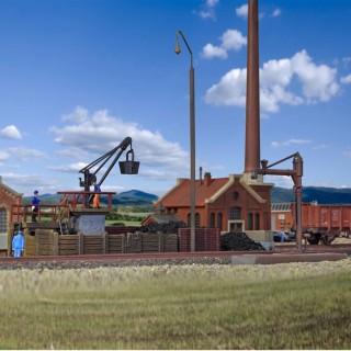 Installation ravitaillement charbon avec pompes à eau-N-1/160-KIBRI 37434