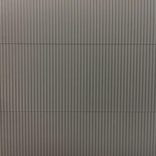 Plaque de toit tôles ondulées grises -HO-1/87-AUHAGEN 52431